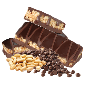 Choco-Peanut Butter Bar