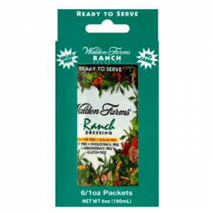 On the Go Ranch Salad Dressing