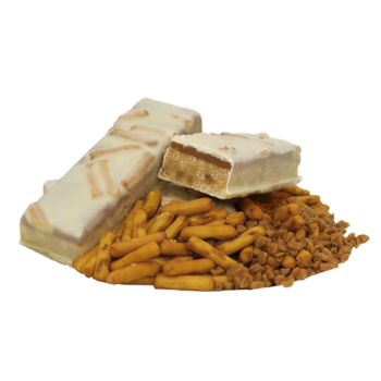 Toffee and Pretzel Meal Replacement Bar