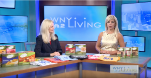 WNY Living Appearance on August 21, 2017