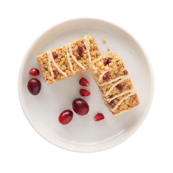 Cranberry & Pomegranate Protein Bar
